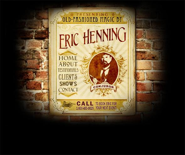 Eric Henning Magic