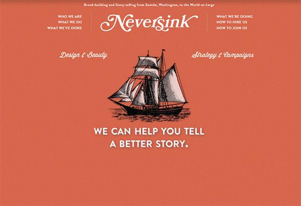 Never Sink Creative